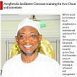 Aregbesola facilitates German training for two Osun soil scientists